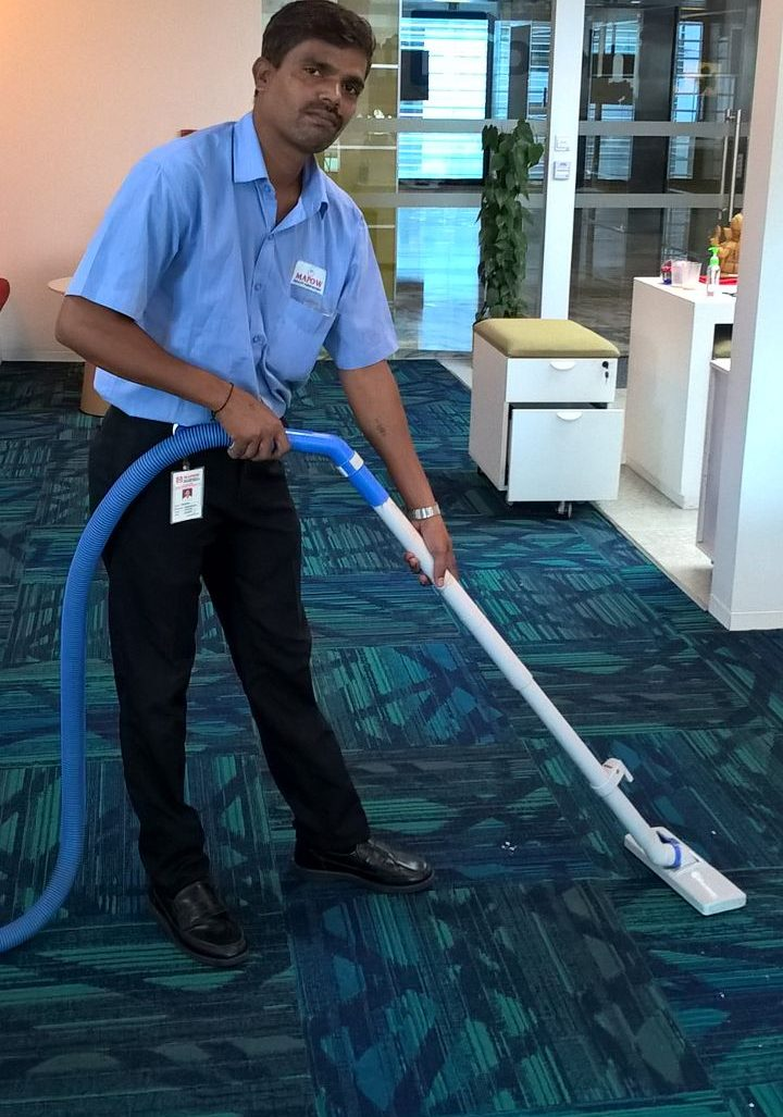 Carpet Cleaning - MAPOW